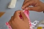 sac à coulisse - cours de couture atelier nanterre