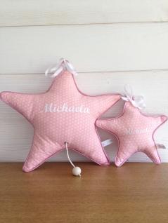 étoile musicale - collection tissu étoilé